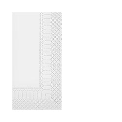 Tovagliolo in cellulosa 2 veli cm 38 x 38 bianco