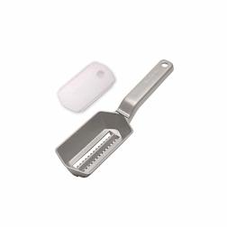 Squamapesce in alluminio e lama in acciaio inox