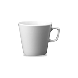 Tazza caffè e latte Mug Linea Beverage Churchill in ceramica vetrificata bianca cl 56,8
