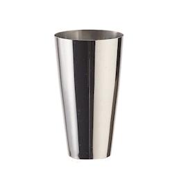 Boston Tin in acciaio inox cl 50