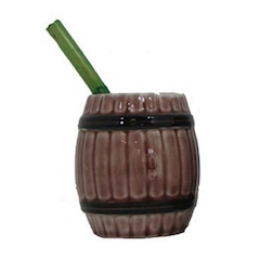 Bicchiere Rum Barrel piccolo cl 25