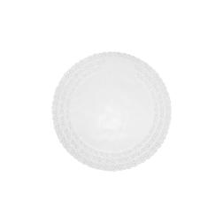 Pizzi tondi in carta bianca cm 31