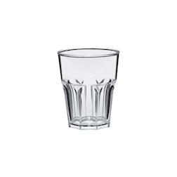 Bicchiere in SAN rox trasparente 29 cl