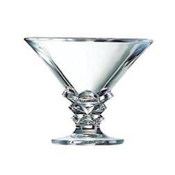 Coppa gelato Palmier Arcoroc in vetro cl 21