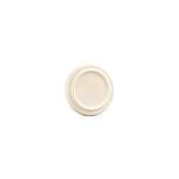 Coperchio monouso per coppetta zuppa in polpa cm 12