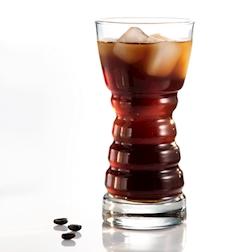 Bicchiere Barista Durobor in vetro cl 34