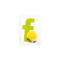 Salviettine monouso umidificate al limone Duni