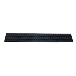 Tappetino/bar mat MC gomma 51x8cm nero