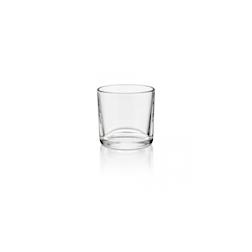 Bicchiere Oval Borgonovo in vetro cl 9