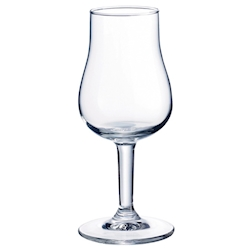 Calice cognac porto Elite Durobor in vetro cl 13