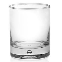 Bicchiere acqua disco Durobor in vetro 29 cl