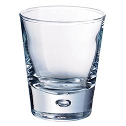 Bicchiere liquore Norway Durobor shot in vetro cl 7