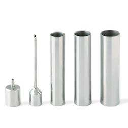 Iniettori Air-Kit 100% chef acciaio inox