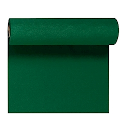 Rotolo Tête-à-Tête Duni in cellulosa Dunicel® 120×40 cm verde scuro