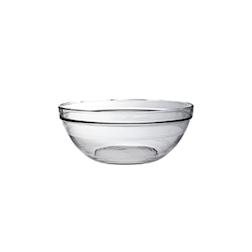 Coppa Lys impilabile in vetro cl 50