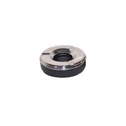 Posacenere antivento in acciaio cm 13,3x5,3