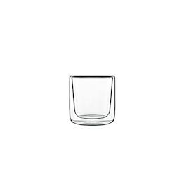 Bicchiere termico Cilindrico Bormioli Luigi in vetro cl 11