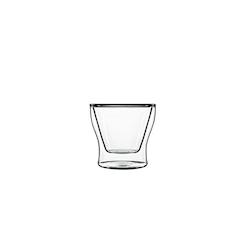 Bicchiere termico Chopin Bormioli Luigi in vetro cl 11