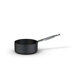 Casseruola media Ballarini, in alluminio con fondo per induzione, con un manico, cm 20