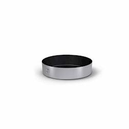 Tortiera con anello Ballarini in alluminio cm 36