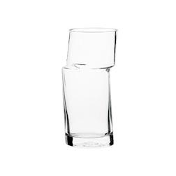 Bicchieri long drink Misfit in vetro trasparente