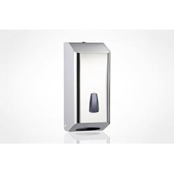 Dispenser per carta igienica in acciaio inox