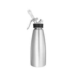 Sifone Cream Profi Whip Plus iSi acciaio 1000ml inox