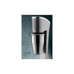 Bicchiere di ricambio per mixer M98 Ceado in acciaio inox
