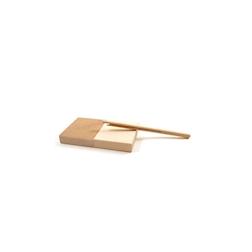 Pettine garganelli con bacchetta aperta in legno