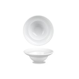 Coppetta alta Linea Menu Canapé Churchill in porcellana cm 13