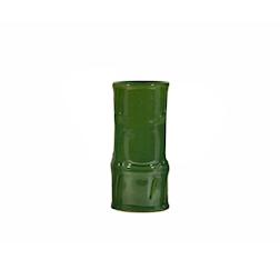 Tiki mug bamboo ceramica verde 55 cl