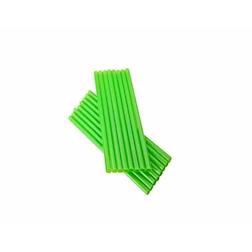 Cannuccia drinking straw plastica cm 21 verde