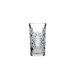 Bicchiere cooler Hobstar Libbey in vetro lavorato cl 47,3