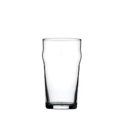 Bicchiere birra Nonic in vetro cl 57