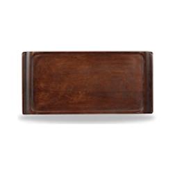 Vassoio Linea Buffet Churchill rettangolare in legno acacia cm 30 x 14,5