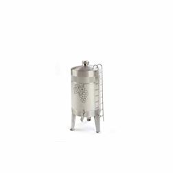 Dispenser vino liquori acciaio inox lt 1