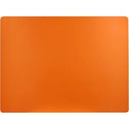 Tovaglietta Fashion Dag Style pelle rigenerata 31x41cm arancio