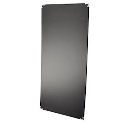 Lavagna Dag Style in alluminio bilaminato 100x55cm da esterno nero