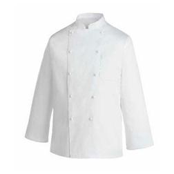 Giacca cuoco Rex Egochef cotone taglia XXXXL manica lunga bianco