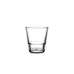 Bicchiere impilabile Grande-S in vetro cl 31