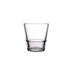 Bicchiere impilabile Grande-S in vetro cl 41