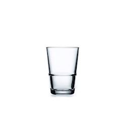 Bicchiere impilabile Grande-S in vetro cl 19