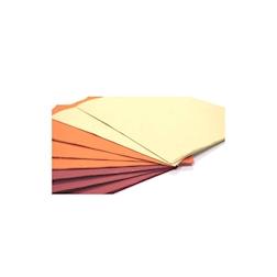 Tovaglietta in carta paglia bordeaux cm 30 x 40