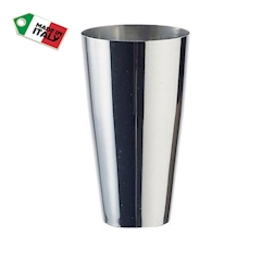 Boston Tin in acciaio inox cl 25