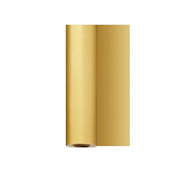 Rotolo Duni in carta Dunisilk® 125x25 cm oro