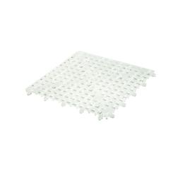 Versa mat plastica 33x33cm trasparente
