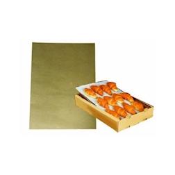 Foglio carta per asporto alimenti marrone cm 40 x 30