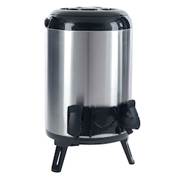 Dispenser termico Ilsa con rubinetto acciaio lt 10
