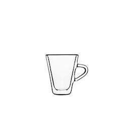 Tazza caffè Espressino Luigi Bormioli in vetro cl 10,5