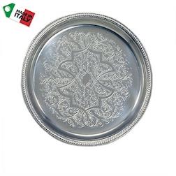 Sottobottiglia San Marco Motta tondo damascato 15 cm